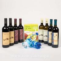 Benvenuto-tipico_I-drink-locali-con-vini-bianchi-e-rossi-valle-camonica_zani-catering