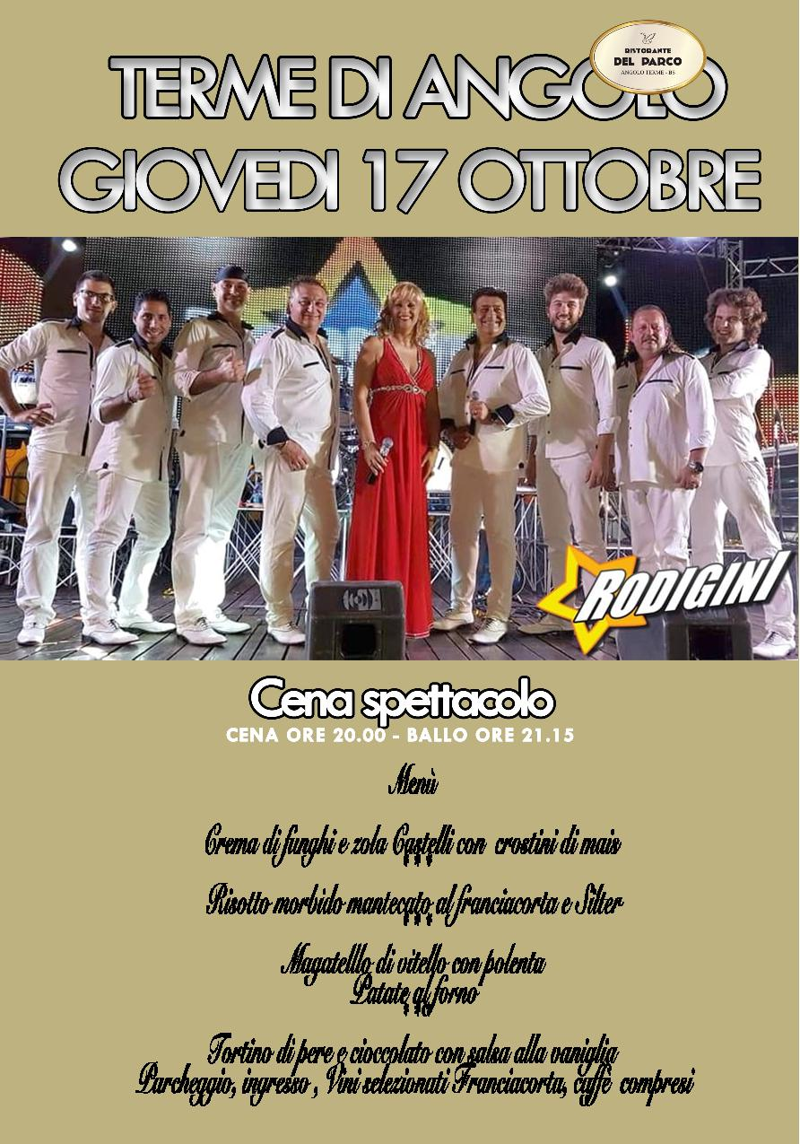 I Rodigini Calendario.Categorie Eventi Spettacoli E Cene Archive Zani Catering